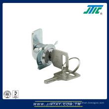 17mm diameter furniture hook cam lock with 2 keys