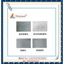Antistatic Needle Felt / Non-Woven Bolsas de filtro Bolsas de filtro de poliéster