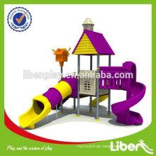 CE, GS Zertifikat Beliebte Outdoor Spielplatz / Gebrauchte Rocket Outdoor Spielplatz Ausrüstung