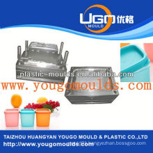 plastic kitchen basket moulding injection basket mould in taizhou zhejiang china