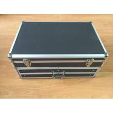 Best-Selling of The Double Aluminum Drawer Tool Case