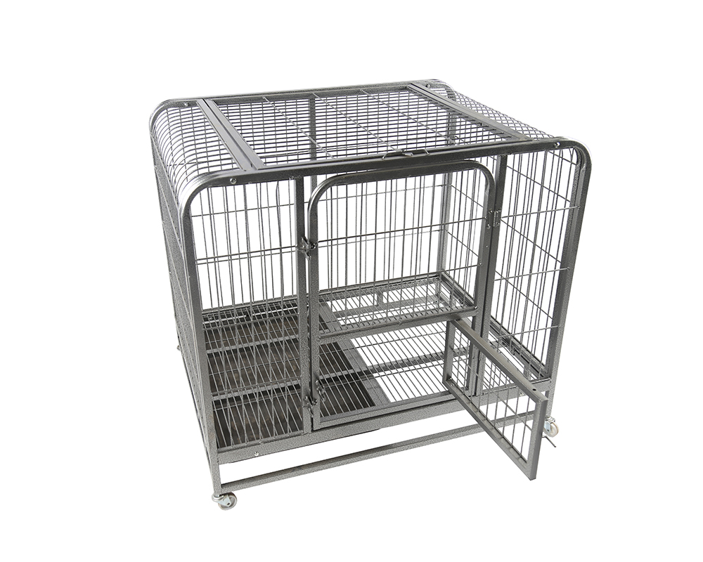 Durable Square Tube Pet Dog Cage