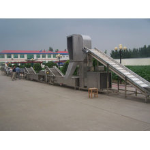 Máquina de procesamiento de verduras y frutas
