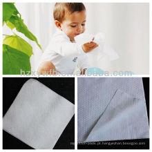 toalhetes do bebê do spunlace