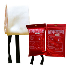 Fiberglass fire blanket/welding blanket/ rated curtains