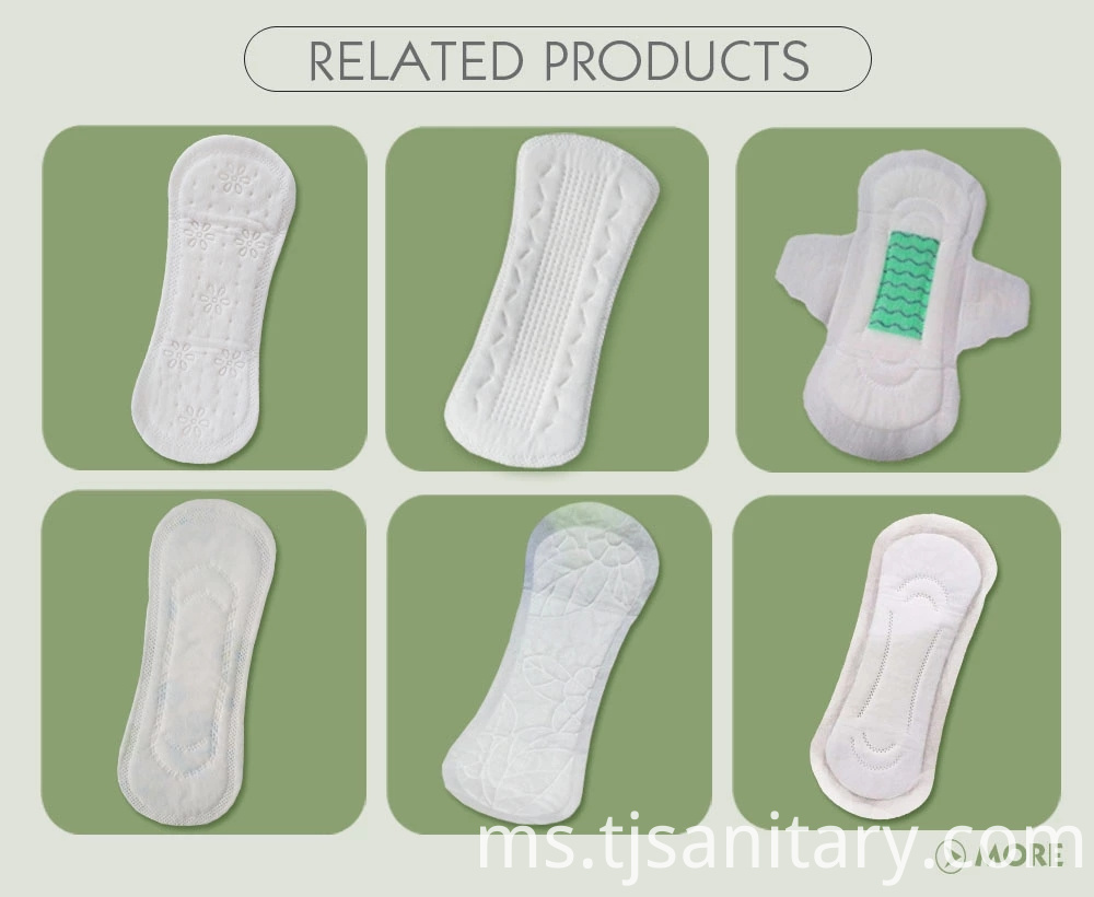 sanitary napkin 300mm