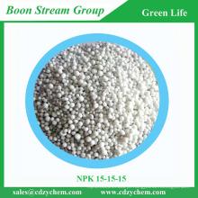 NPK 15-15-15 fertilizante do fabricante chinês