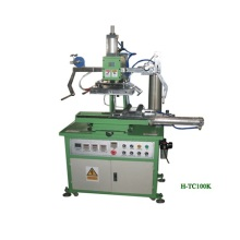 Pneumatic Cylinder hot stamping machine