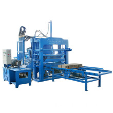China Zhongcai Jianke Hollow Block Making Machine Price