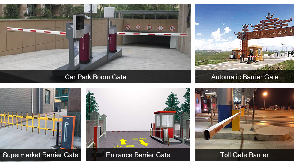 Barrier Gate Application