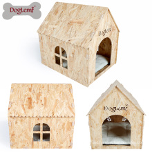 Large Eco friendly Nature Wooden Dog Houses