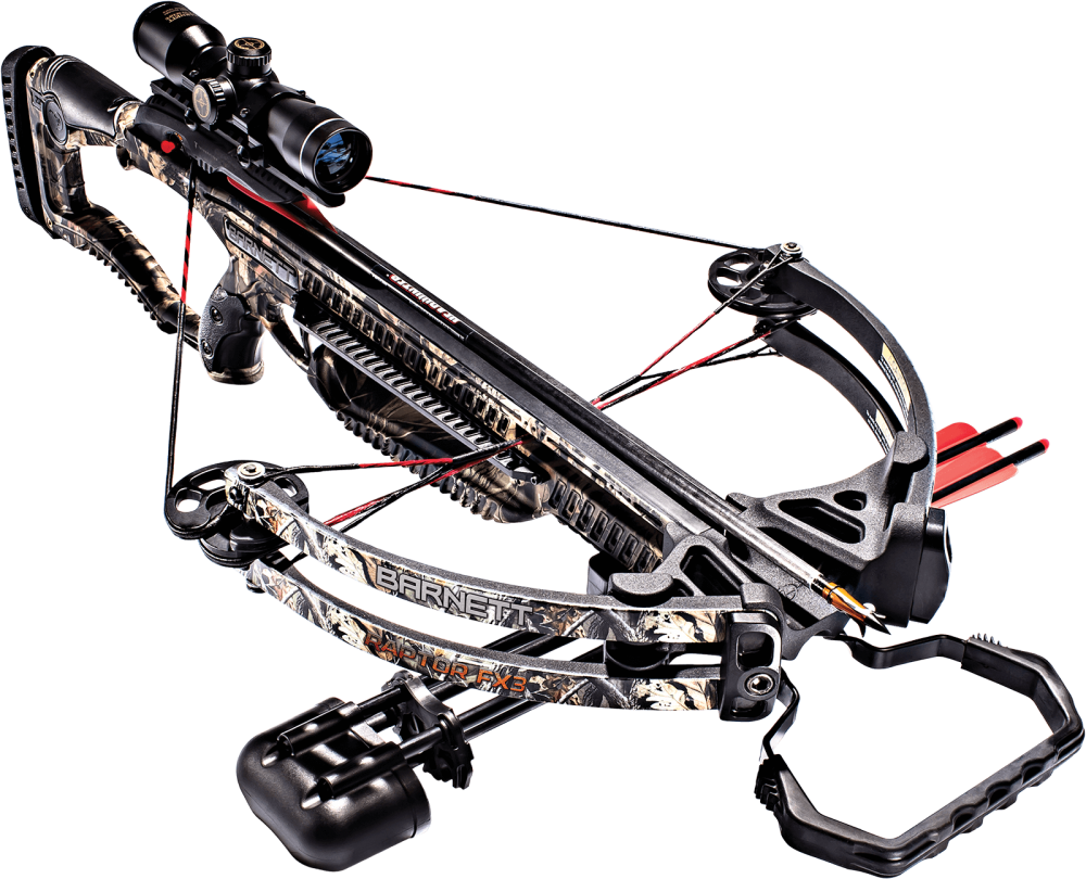 BARNETT - RAPTOR FX3 CROSSBOW