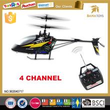Top-ranking elétrico controle remoto rc helicóptero ICTI fornecedor dc motor helicóptero