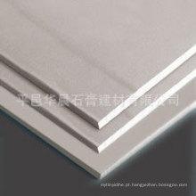 Gesso acartonado / drywall / boa qualidade placa de gesso preço