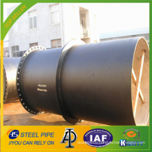flange pipe for water draining