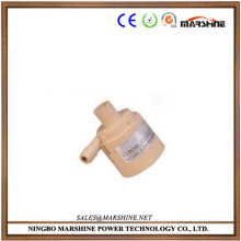 Micro brushless diaphragm hot water pump