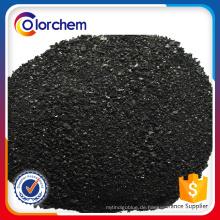 Suphur schwarz BR Sulphur schwarz 1 Unlösliche Suphur schwarz für Leder und Textil