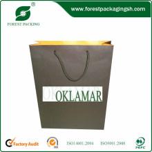 Cheap sacos de compras de papel