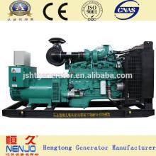 Precio de fábrica del generador diesel 4B3.9-G1 / G2 del motor famoso de la marca de los EEUU 20KW