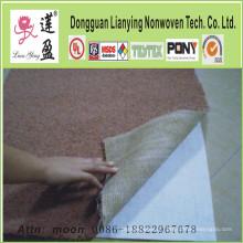 Tapis de protection anti-glissement à pointe d'aiguille en polyester