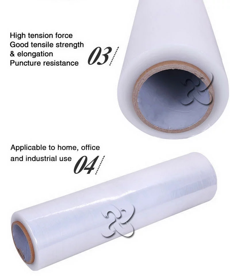 POF Shrink Wrap Roll