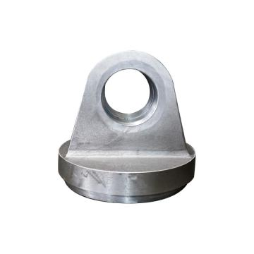Steel Cylinder Sleeve Piston Ring Position Radial Forging
