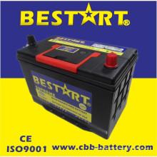 12V90ah Premium Quality Bestart Batterie Véhicule Mf JIS 30h90L-Mf