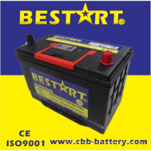 12V90ah Premium Quality Bestart Mf Vehicle Battery JIS 30h90L-Mf