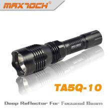 Maxtoch TA5Q-10 helle Licht wiederaufladbare Taschenlampe