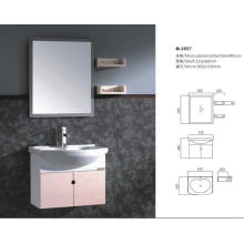 Hot Reliable Modern Bathroom Cabinet with Mirror