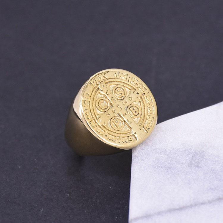 Saint Benedict Ring
