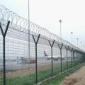 Cerca de alta segurança soldada do aeroporto da rede de arame
