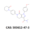 Apixaban API Apixaban intermediate cas 503612-47-3