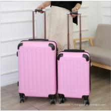 Valise abs en gros de style classique pour les voyages