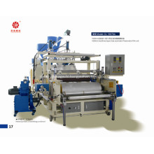 Machine de fabrication de Film étirable main