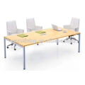 Office meeting desk design MDF desk design