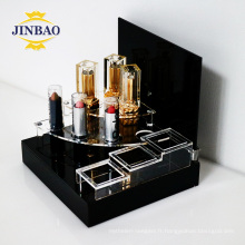JINBAO personnalisé plexiglas pmma matériel acrylique présentoir à vin support
