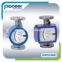 Rotamètre de zone variable Krohne H250