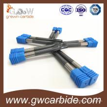 Máquina de carboneto de tungstênio Reamer CNC Tools