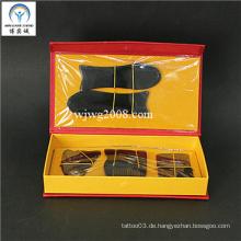 Gua Sha Werkzeuge - Schwarzes Ochsenhorn (SCRAPING) (G-7) Akupunktur