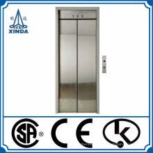 Decoration Elevator Panel Semi Automatic Elevator Door