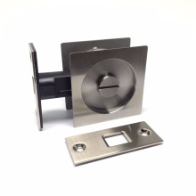 Stainless steel hotel bathroom door locks
