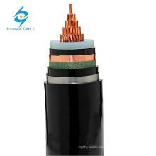 Fuente de la fábrica 11KV 16KV cobre conductor XLPE Single Core Power Cable Price