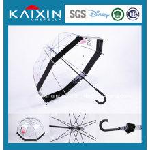 Alta calidad de plástico paraguas al aire libre