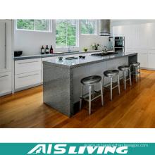 Mobília do armário da laca do armário de cozinha da madeira compensada (AIS-K439)