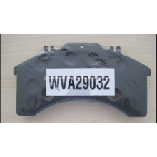 Bus Brake Pad WVA29032 For IVECO