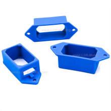 Geformte Schutzhüllen aus Silikonkautschuk Stiefel Ärmel