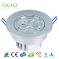 3inch 4inch Office Round Dimbaar Led Downlight