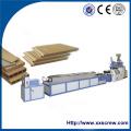 PVC деревянный пластичный профиль Штранг-прессования