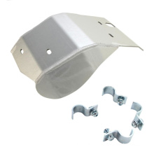OEM High Precision Machine Accessory/Motorcycle CNC Aluminum Alloy Auto Part